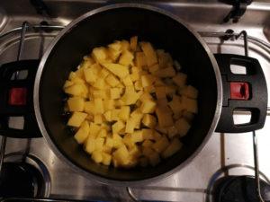 Kartoffeln-Hindersi Alplermagronen