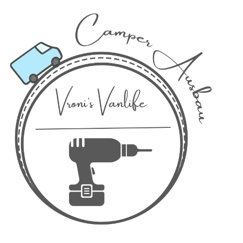 Camper Ausbau Logo von Vroni's Vanlife
