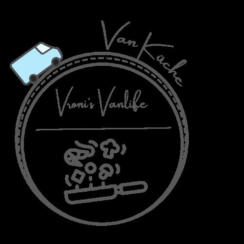 Van Küche Logo von Vroni's Vanlife