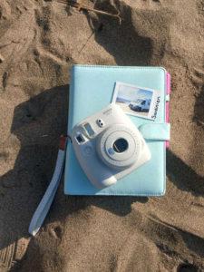Reisetagebuch und Polaroid Kamera als Weihnachtsgeschenk Idee von Vroni's Vanlife