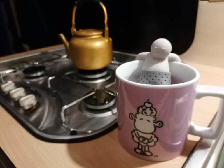 Tasse als Weihnachtsgeschenk Idee von Vroni's Vanlife