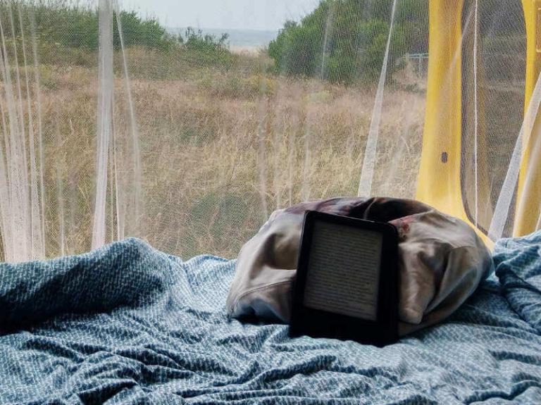 Tolino Ebook-Reader als Weihnachtsgeschenk Idee von Vroni's Vanlife
