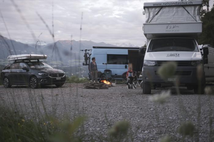 Camper Nomads Treffen - Vanlife während Corona
