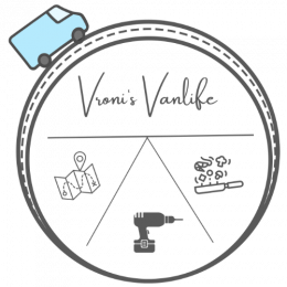 Vronis Vanlife Logo